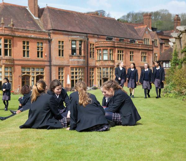 Essence of boarding school